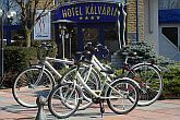 Hotel Kalvaria Gyor - rent a bike in Gyor - excursions in Gyor