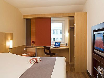 Hotel Ibis Gyor - discount hotel room in the centre of Gyor