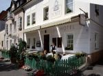 Terrace of Hotel Fonte in Gyor - 3-star hotel in the center of Gyor - Hotel Fonte***