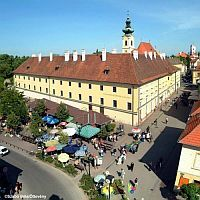 Hotel Klastrom Gyor - Cheap 3-star castle hotel in Gyor