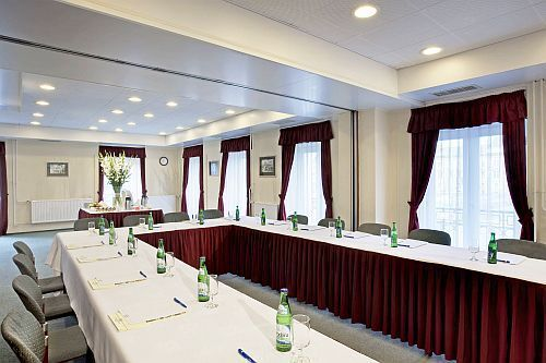 Raba Gyor - Hotel Raba City Center Gyor - conferene room - Gyor Raba Hotel - Gyor hotels